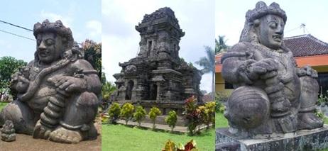 Wisata Sejarah Candi Singosari Malang Kab