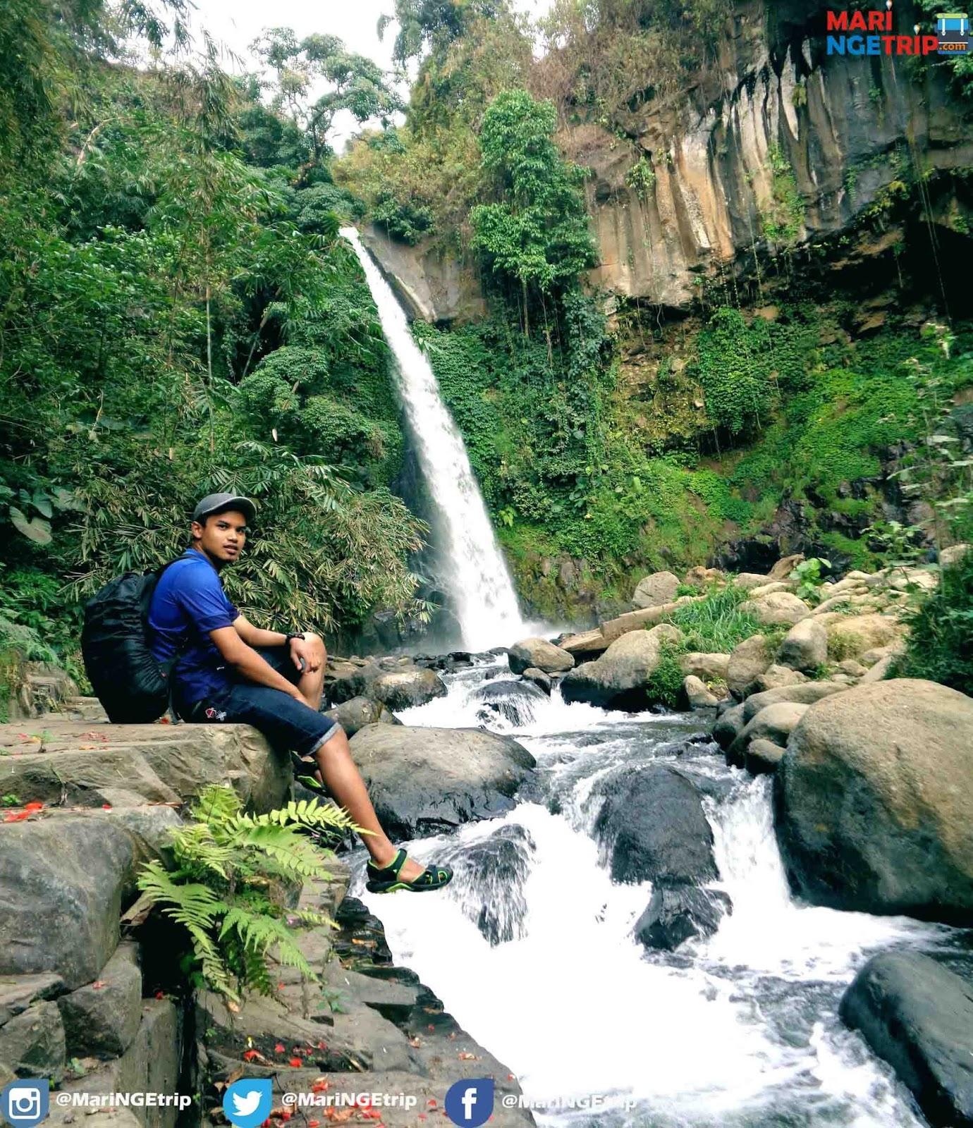 Air Terjun Coban Jahe Malang Wisata Indonesia Kab