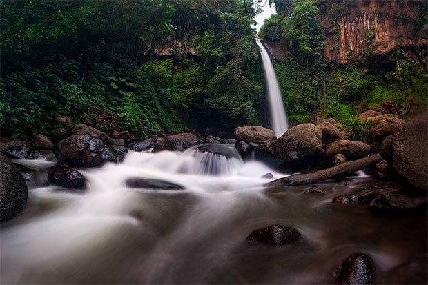 Air Terjun Malang Ngetrend Ala Backpacker Coban Jahe Terdapat Dusun