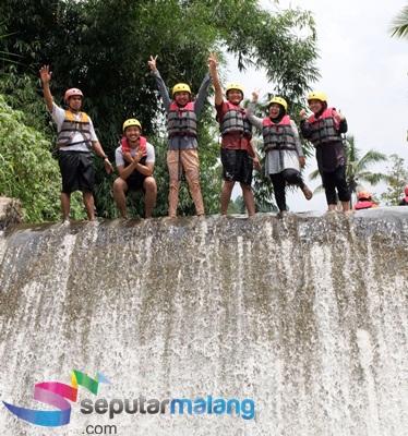 Berita Info Wanawisata Coban Jahe Tawarkan Sensasi River Tubing Pengarungan