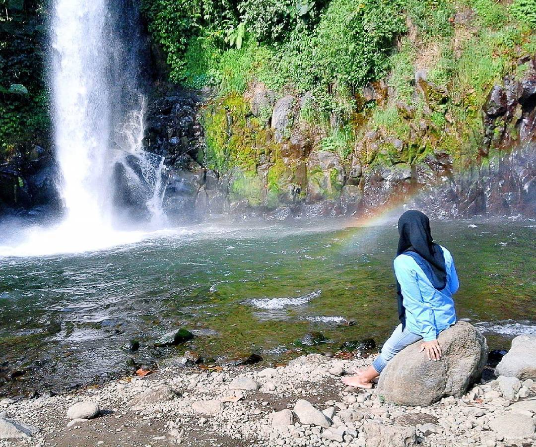 Coban Jahe Air Terjun Malang Petualang Liburmulu Jangan Lupa Berfoto