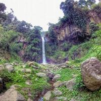Coban Jahe Dusun Begawan Desa Pandansari Lor Kecamatan Jabung Photo