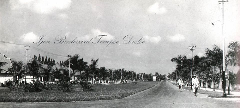 10 Visit Malang Tripper Ijen Boulevard Idjen Kab