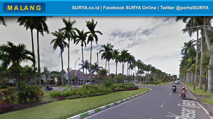 Hore Pemandangan Kota Malang Google Street View Surya Jalan Ijen