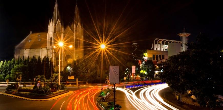 Ijen Boulevard Salah Satu Jalan Indah Hindia Belanda Jadi Ikon