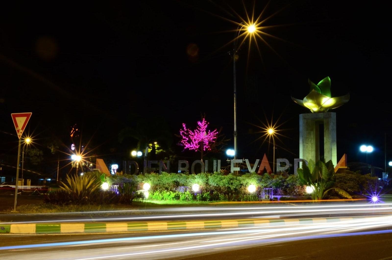 Inilah Sosok Balik Kecantikan Jalan Ijen Boulevard Bersejarah Idjen Kab