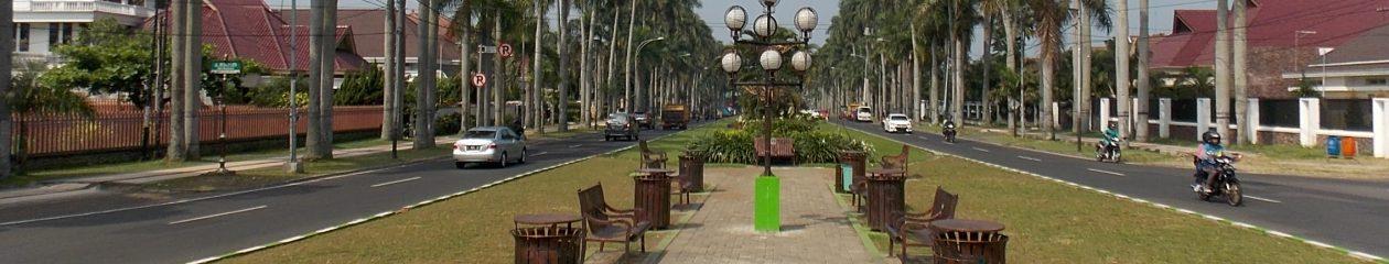 Jalan Idjen Boulevard Ayo Keliling Malang Kab