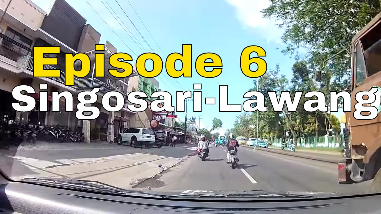 Jalan Nostalgia Kota Malang Eps 6 Lawang Kabupaten Arema Indonesia