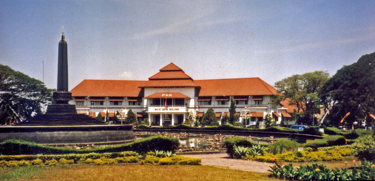 Malang Wikipedia Idjen Boulevard Kab