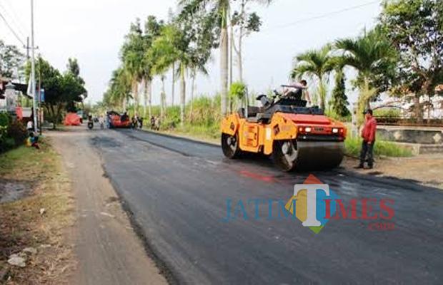 Peristiwa Jalan Rusak Parah Menyusut 80 Persen Selama Tiga Kabupaten