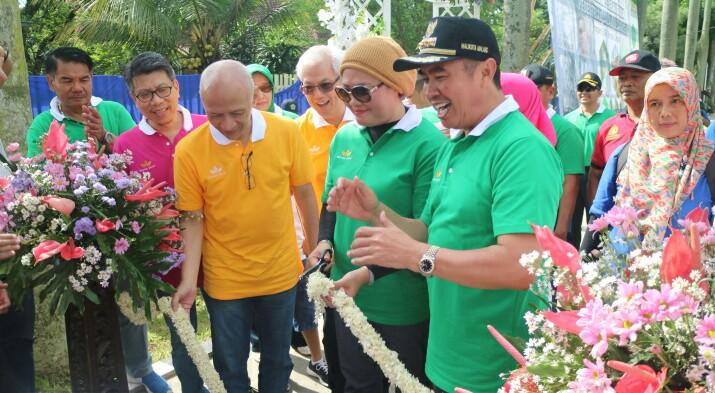 Perkuat Destinasi Heritage Walikota Malang Resmikan Revitalisasi Politika Ijen Boulevard