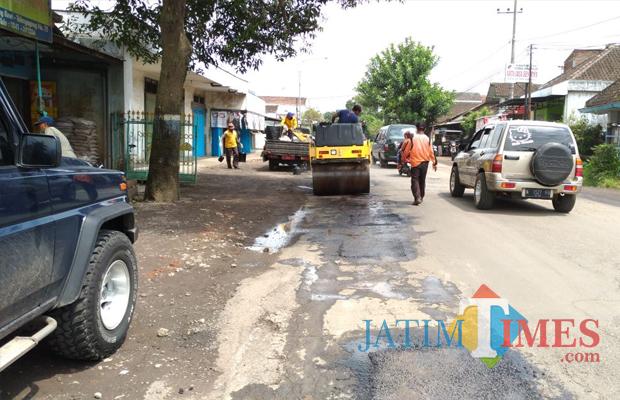 Perubahan Status 27 Jalan Kabupaten Malang Respons Bagian Ruas Talangagung