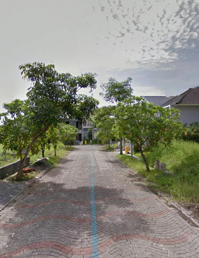 Tanah Dijual Cepat Ijen Nirwana Tengah Kota Pusat Malang Idjen