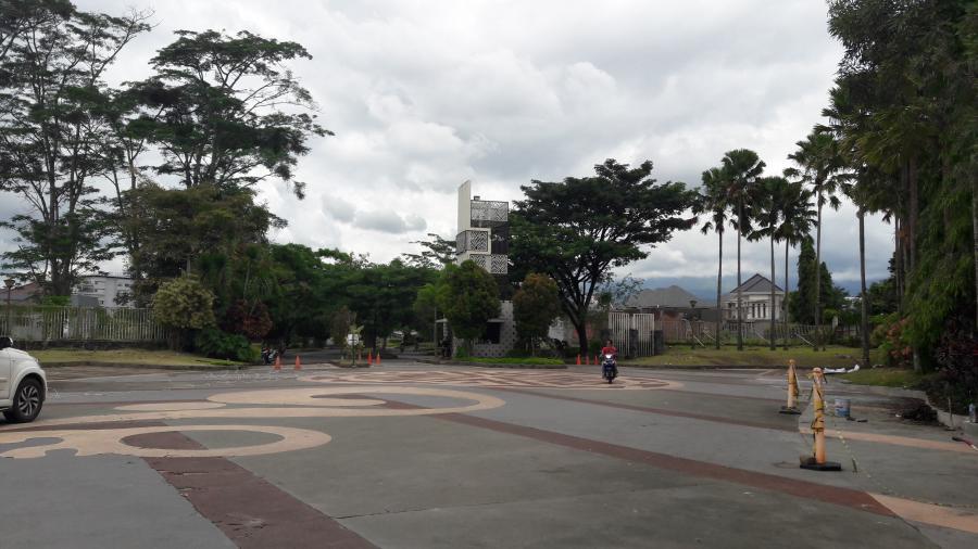 Tanah Dijual Siap Bangun Lingkungan Elit Ijen Nirwana Idjen Boulevard