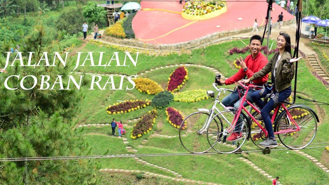 2017 Wisata Malang Indah Coban Rais Kampung Enam Wajak Kab