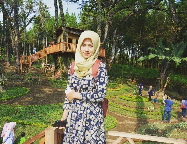 Beragam Spot Foto Kreatif Wisata Kampung Enam Wajak Malang Kab