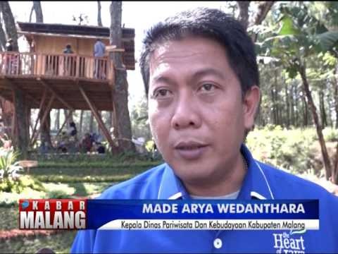 Disparbud Mengawal Pengelolahan Wisata Kampung Enam Wajak Kab Malang