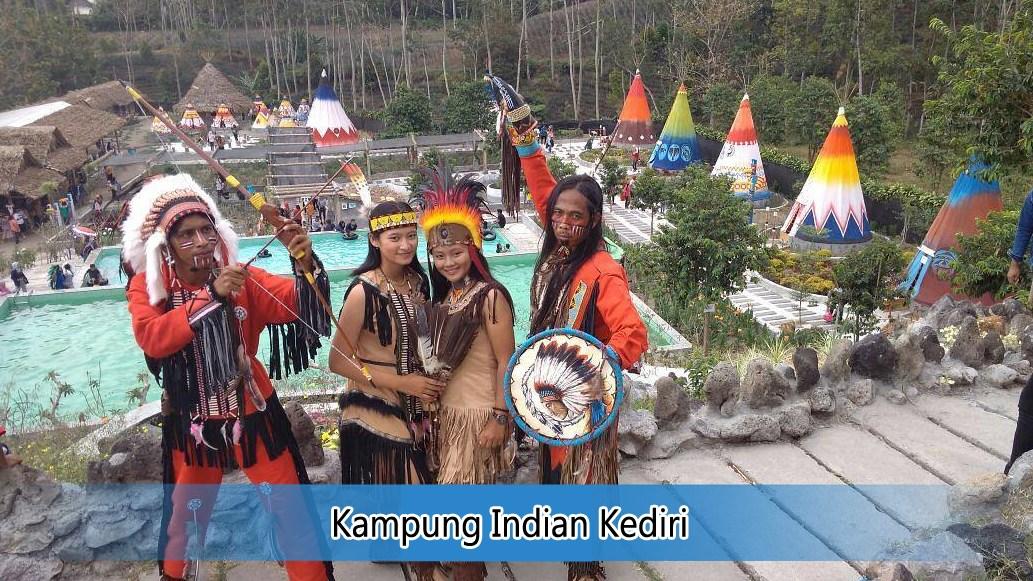 Kampung Enam Wajak Malang Wisata Rumah Pohon Hits Kab