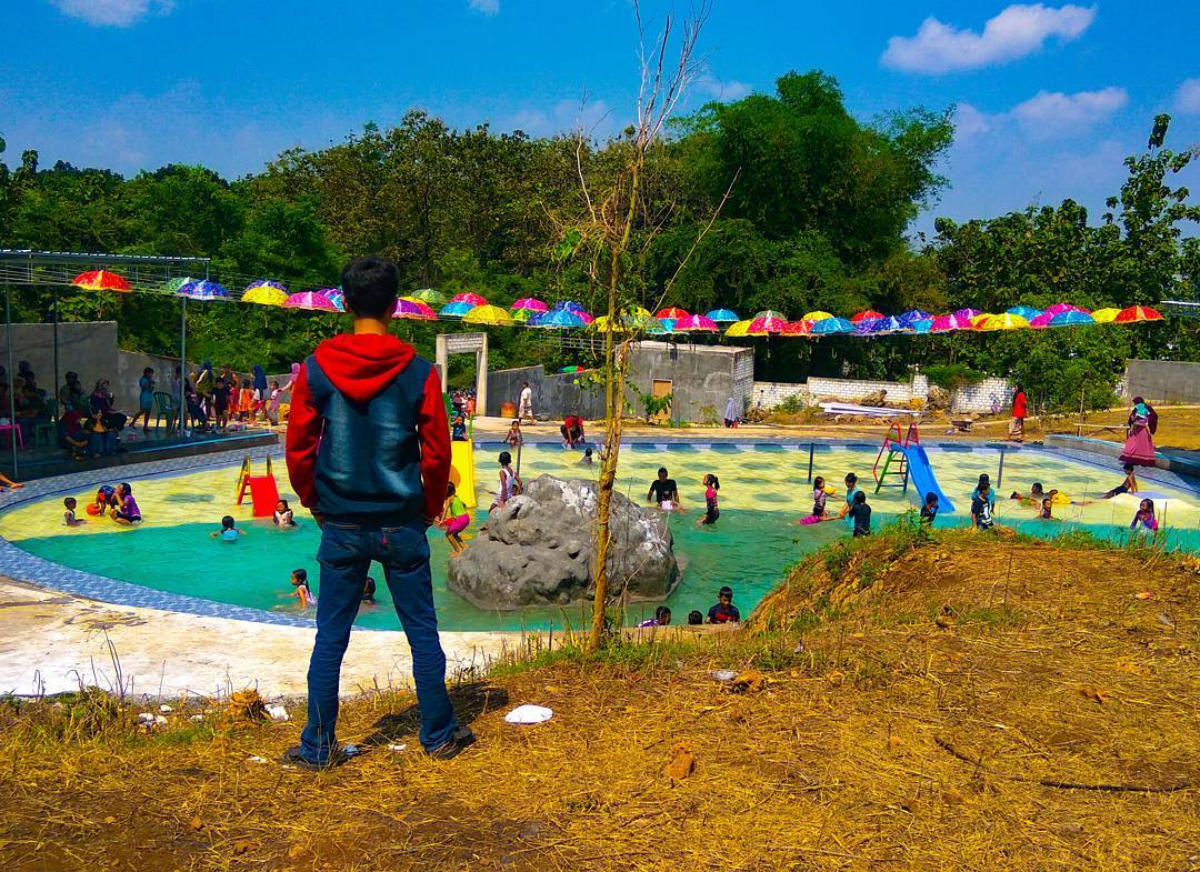 Rumah Pohon Kampung Enam Wajak Malang Harga Tiket Masuk Kolam