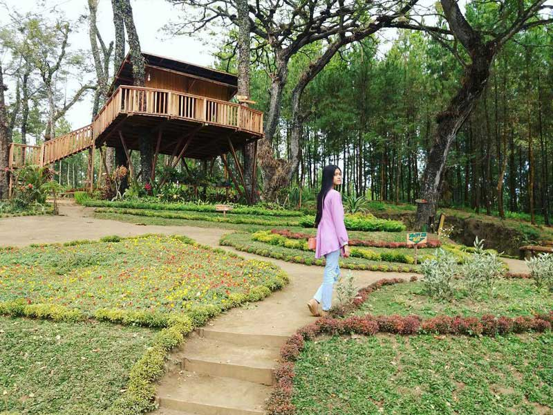 Wisata Kekinian Kampung Enam Malang Amazing Wajak Kab