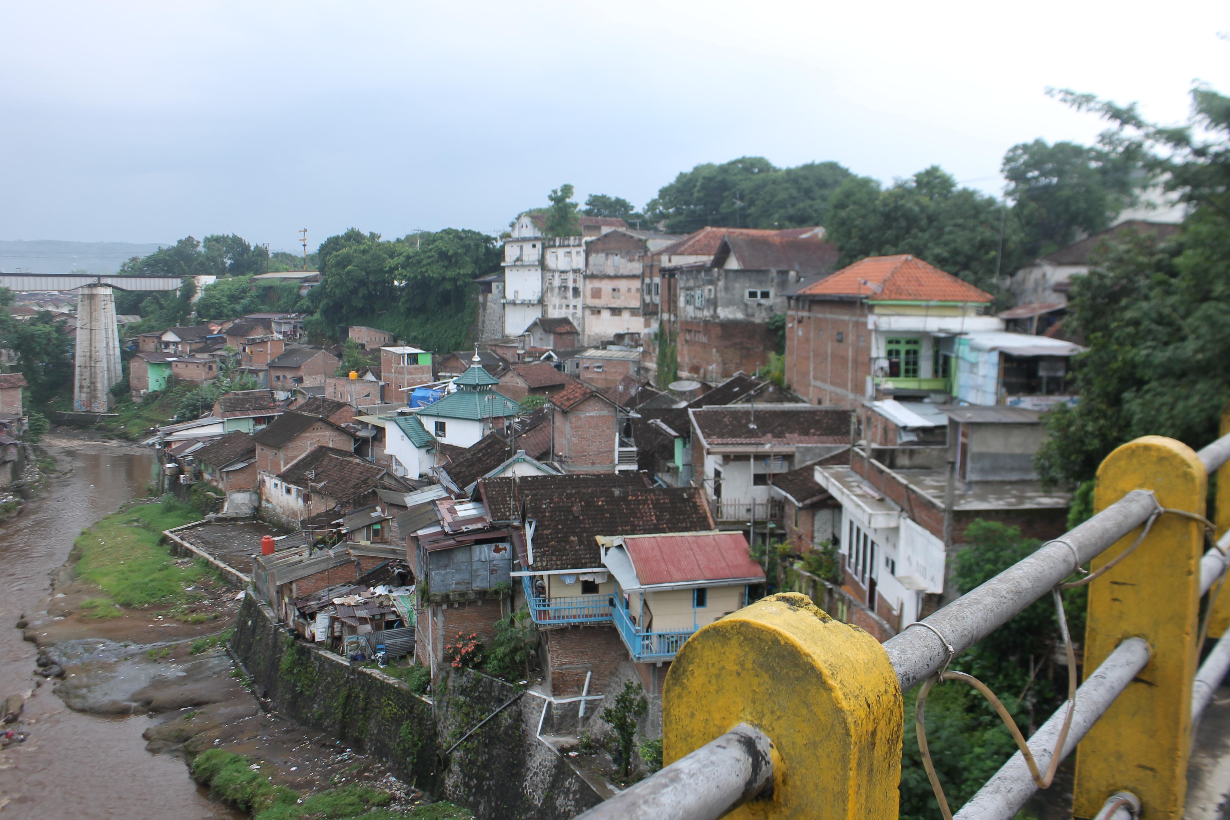 Mari Mengenang Jodipan Dahulu Nanti Ngalam Kampung Warna Warni Kab