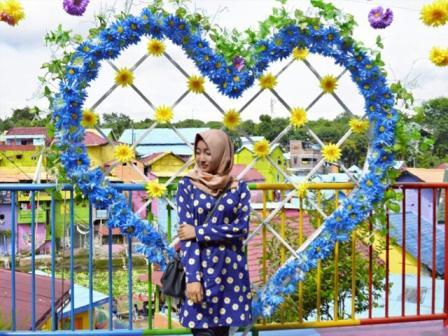 Warna Warni Kampung Lingkar Malang Ig Anshani16 Lingkarmalang Jodipan Kab
