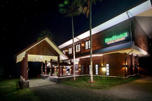 Menginap Kebun Teh Wonosari Rolaspedia Rollaas Hotel Resort Foto Dok