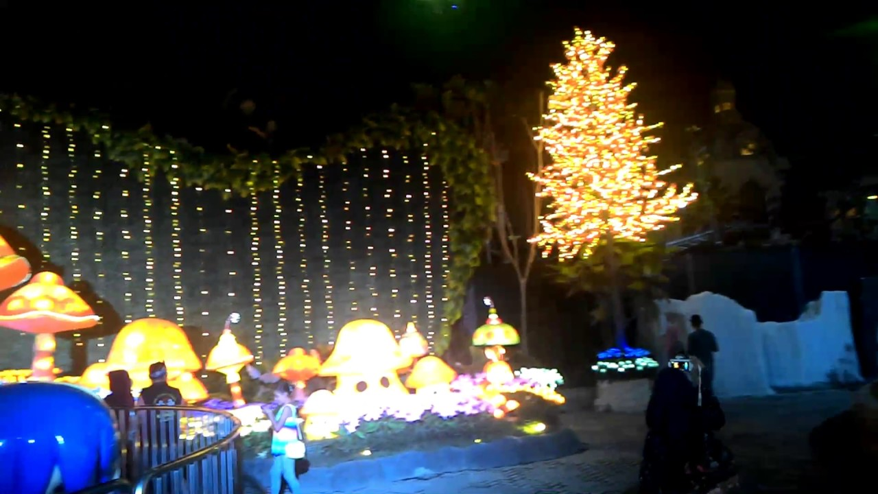 Beautiful Malang Night Paradise Part 1 Youtube Kab