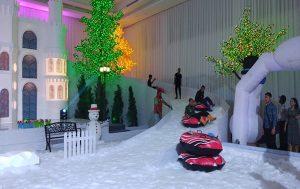 Lokasi Harga Tiket Masuk Malang Snow Paradise Hits Night Kab