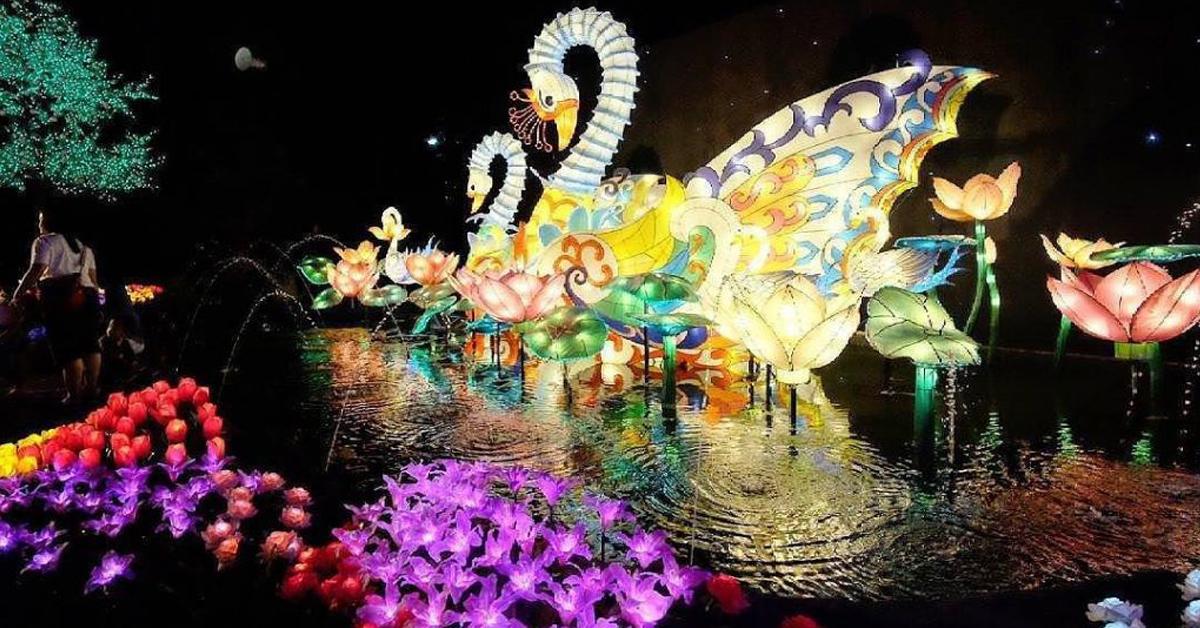 Lokasi Rute Harga Tiket Masuk Wisata Malang Night Paradise Kab