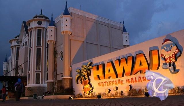 Mahkota Wisata 177 Daftar Tempat Terbaru Batu Malang Night Paradise