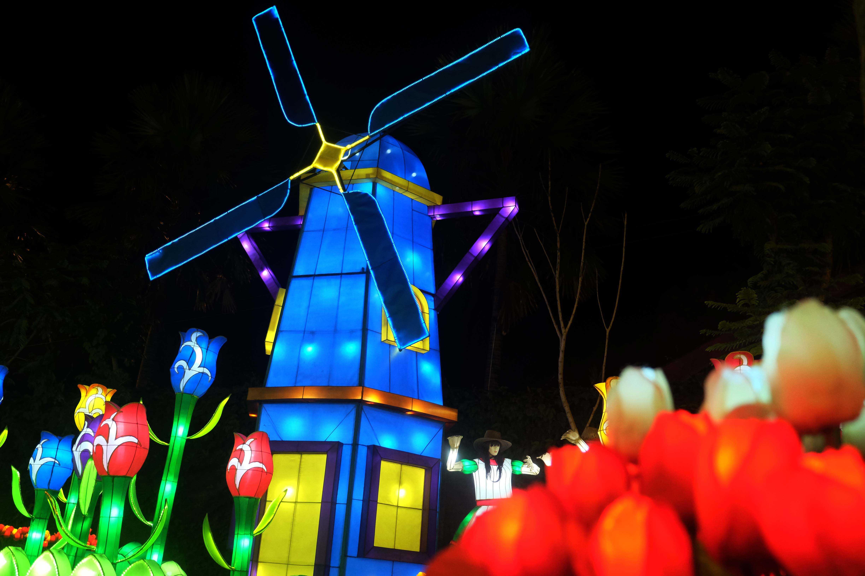 Malang Night Paradise Tempat Wisata Kaum Urban Ulinulin Berlokasi Jl