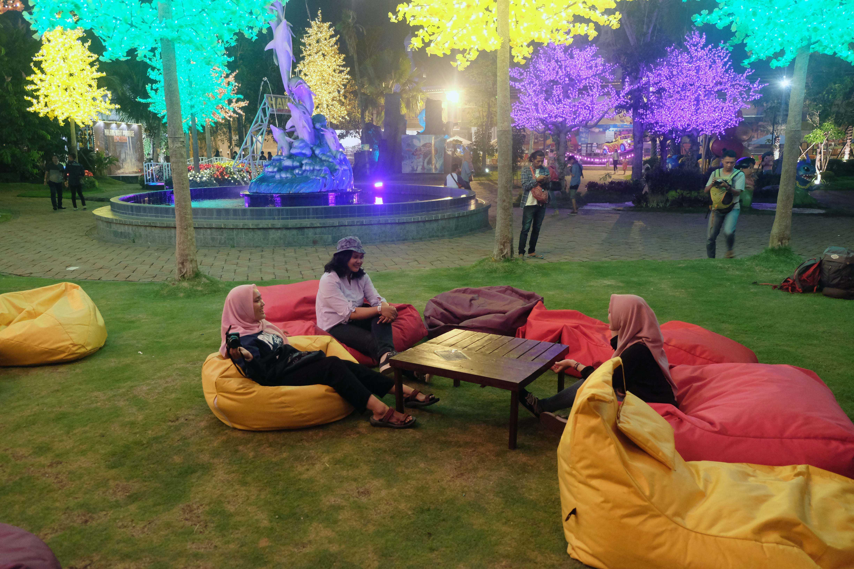 Malang Night Paradise Tempat Wisata Kaum Urban Ulinulin Samping Terkadang