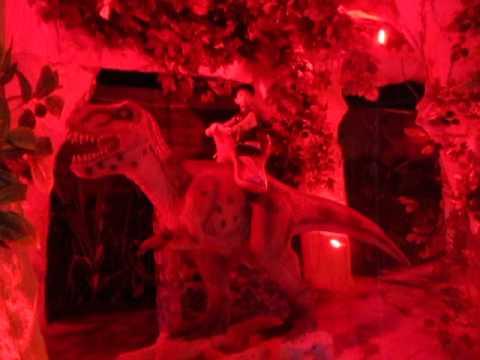 Malang Night Paradise Wisata Malam Instagramable Banget Taman Dinosaurus Kab