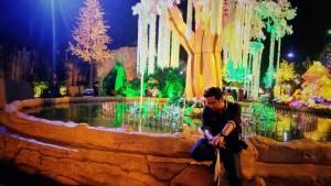 Pasar Parkiran Malang Night Paradise Kab