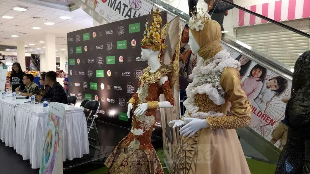 Besok Fashionista Dimanjakan Karya 23 Designer Mfr Konferensi Pers Malang