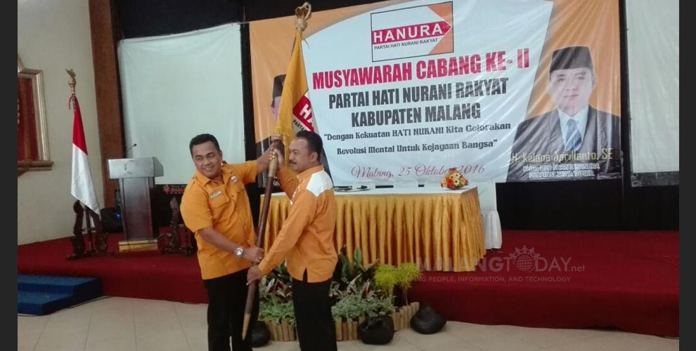 Dpc Partai Hanura Kabupaten Malang Gelar Muscab Ll Matos Kab