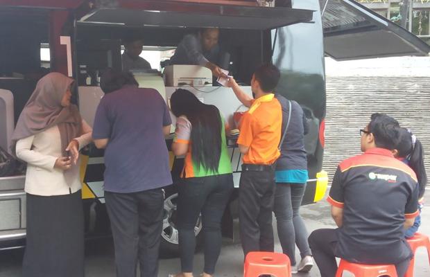 Ekonomi Dekati Wajib Pajak Hari Bp2d Kota Malang Buka Layanan