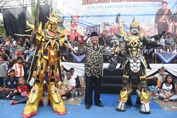 Malang Merdeka Kirab Budaya Berbalut Wisata Pantai Selatan Kabupaten Matos