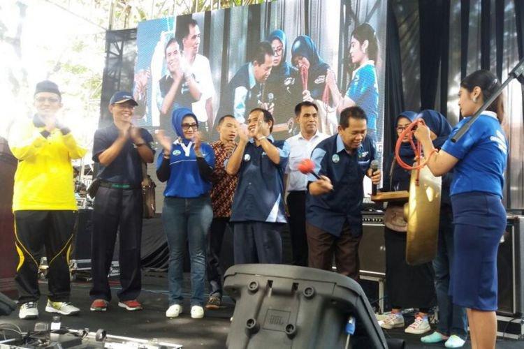 Malang Merdeka Sekda Kabupaten Harap Germas Bisa Launching 2017 Reporter