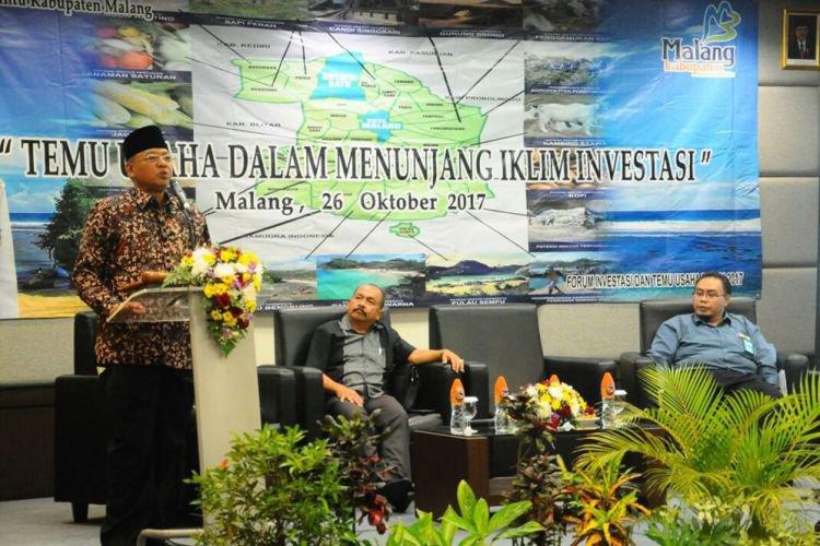 Malang Merdeka Tingkatkan Perekonomian Daerah Rendra Bupati Kresna 2017 Reporter