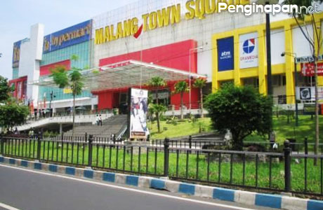 Malang Town Square Matos Mal Sentra Pendidikan Kota Kab