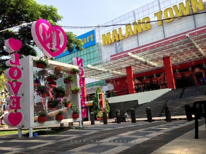Matos Malang Town Square Kota Kab