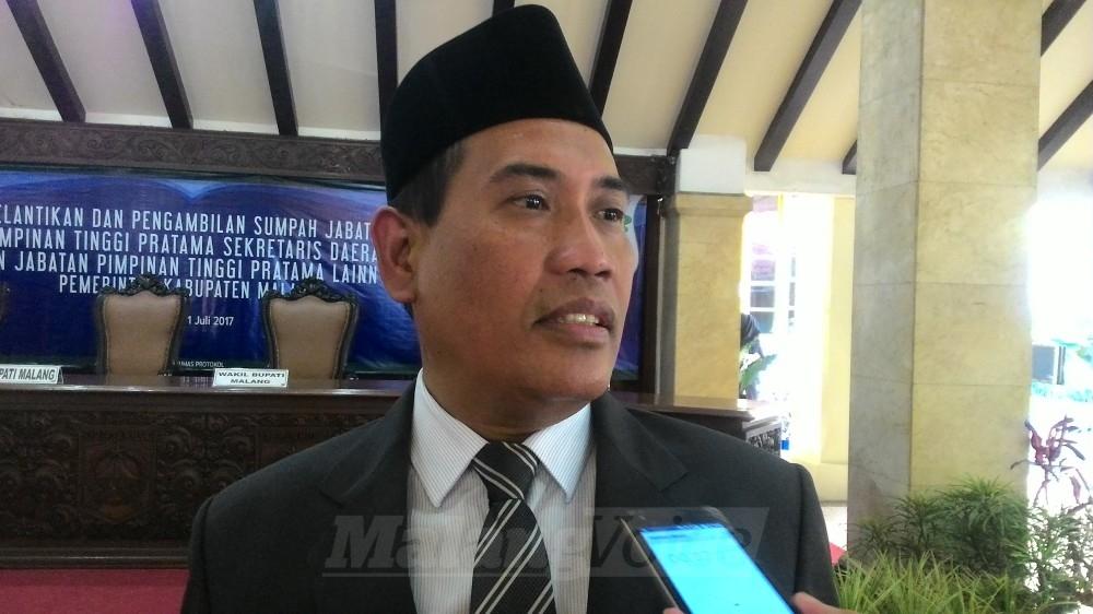 Pembenahan Manajemen Aset Jadi Prioritas Kadisdik Pemkab Malang Kepala Dinas