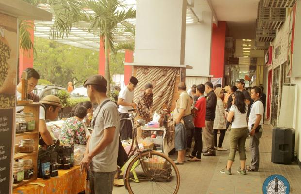 Peristiwa 4 Hari Kopi Lokal Malang Bikin Happy Warga Pembukaan
