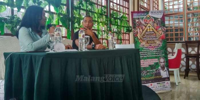 Pesona Khatulistiwa Tersaji Matos Malangvoice Marcomm Manager Rahayu Sasmita Bersama