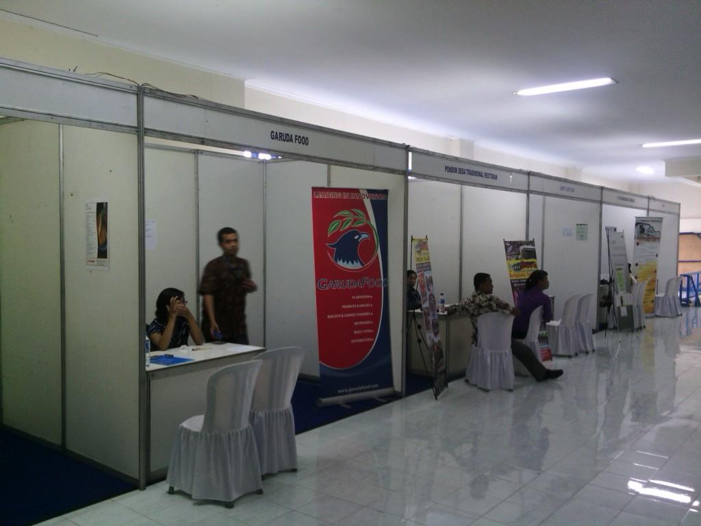 Satukata Exhibition Design Contractor Job Market Fair Kab Malang 15