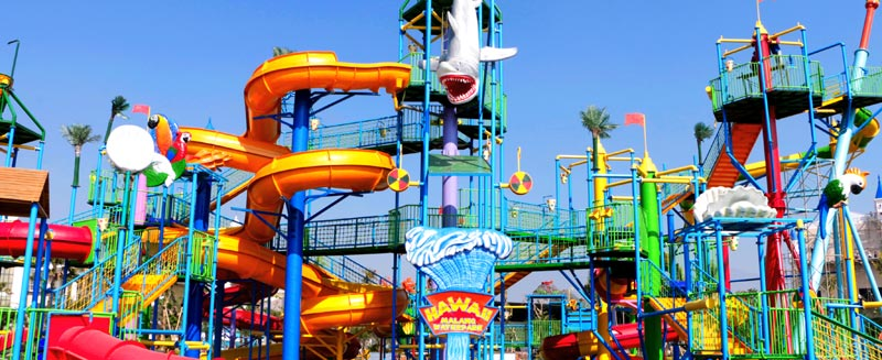 Hawai Waterpark Malang Mog Kab