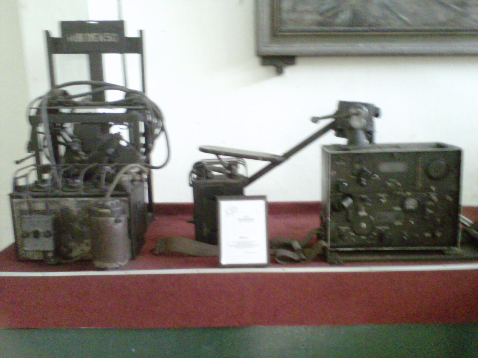Aura Gerbong Maut Museum Brawijaya Anisa Ae Musium Malang Kab