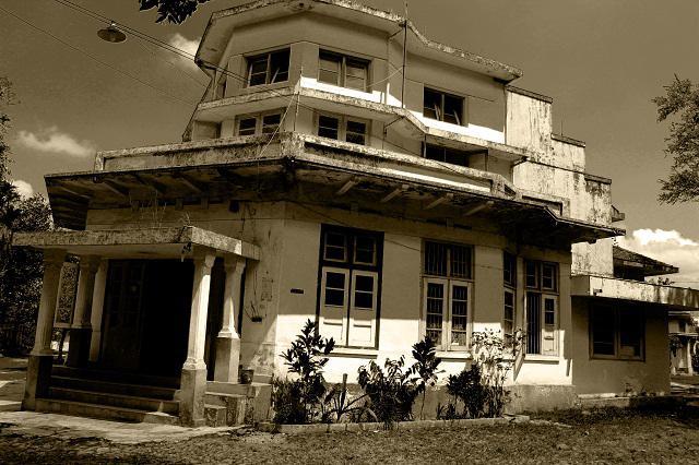 Balik Keindahannya Malang Ternyata Menyimpan Spot Mistis Wisma Tumapel Museum